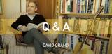 David Grand Q&A
